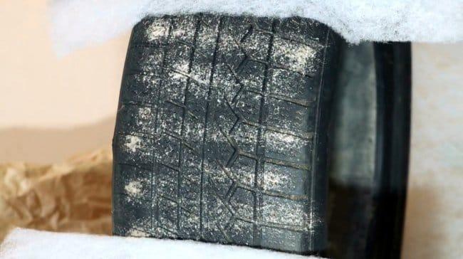 Пуфик из старой автомобильной шины своими руками