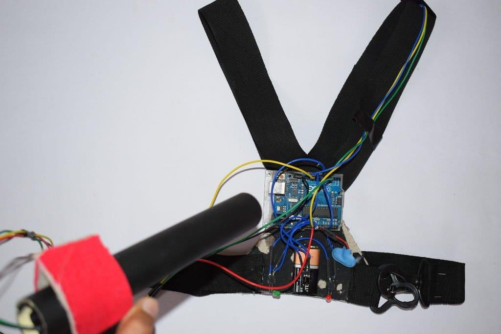 Как сделать лазертаг