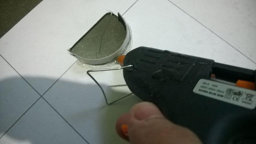 Большая и рабочая модель 555 таймера