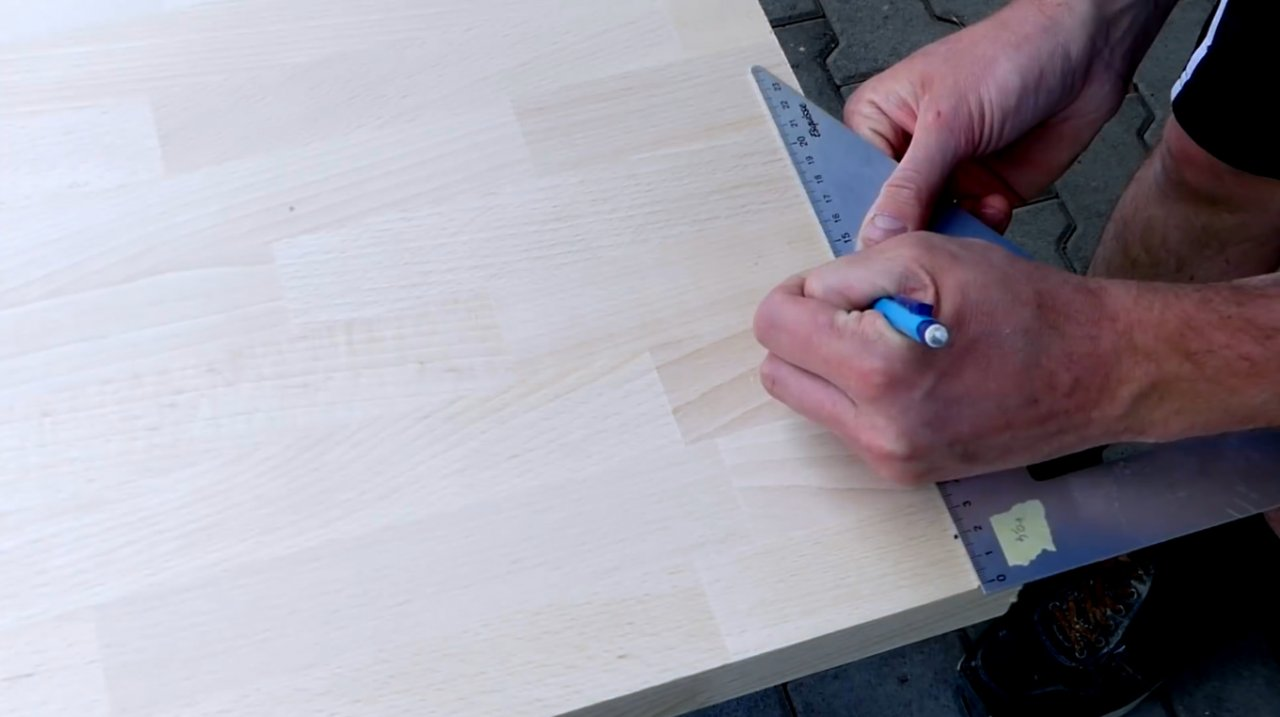 Стол на принципе тенсегрити своими руками