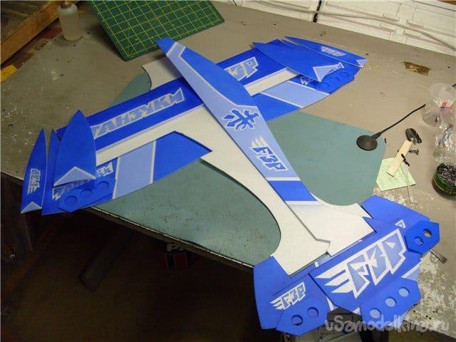 Самолет-идея под названием «ТАНЗУКИ»