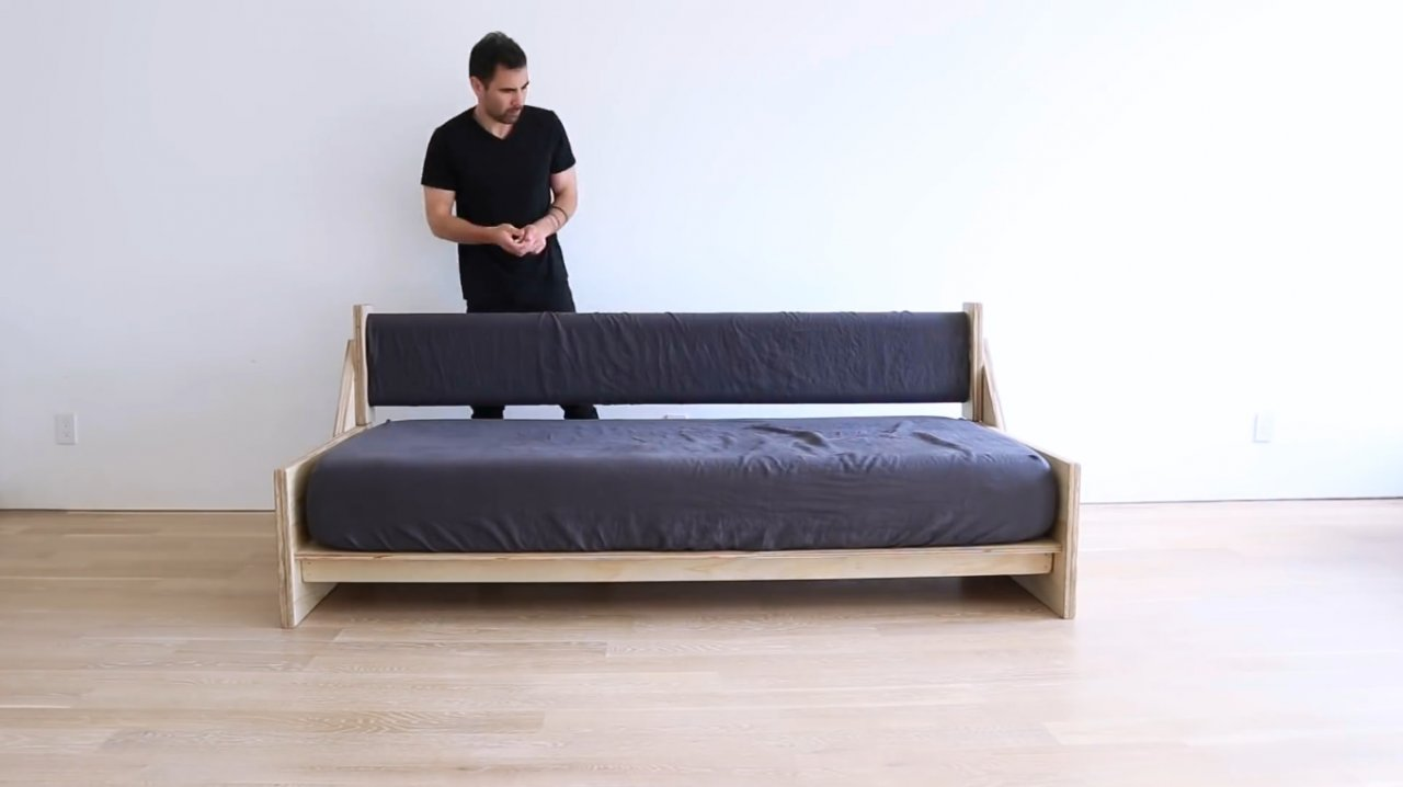 Диван-кровать своими руками