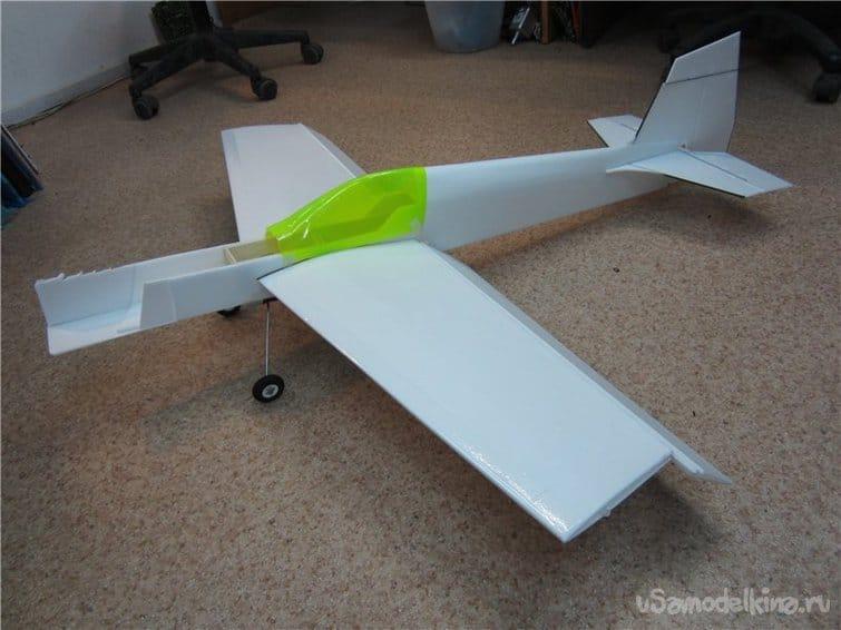 Пилотажный самолет «BLACK ANGEL»