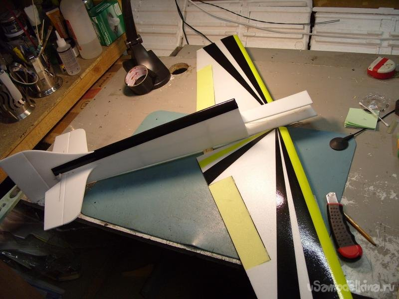 Пилотажный самолет «OLYMPUS»