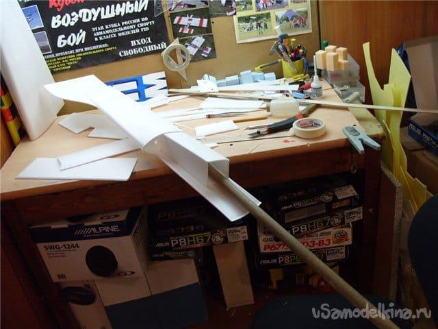 Пилотажный самолет «BANZAI mark II»