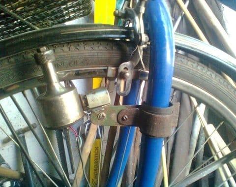 Акустическая велофара