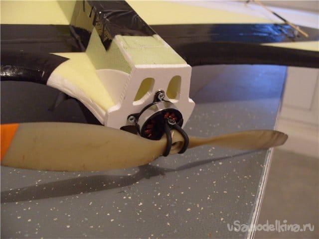 Бросательное крыло слопер