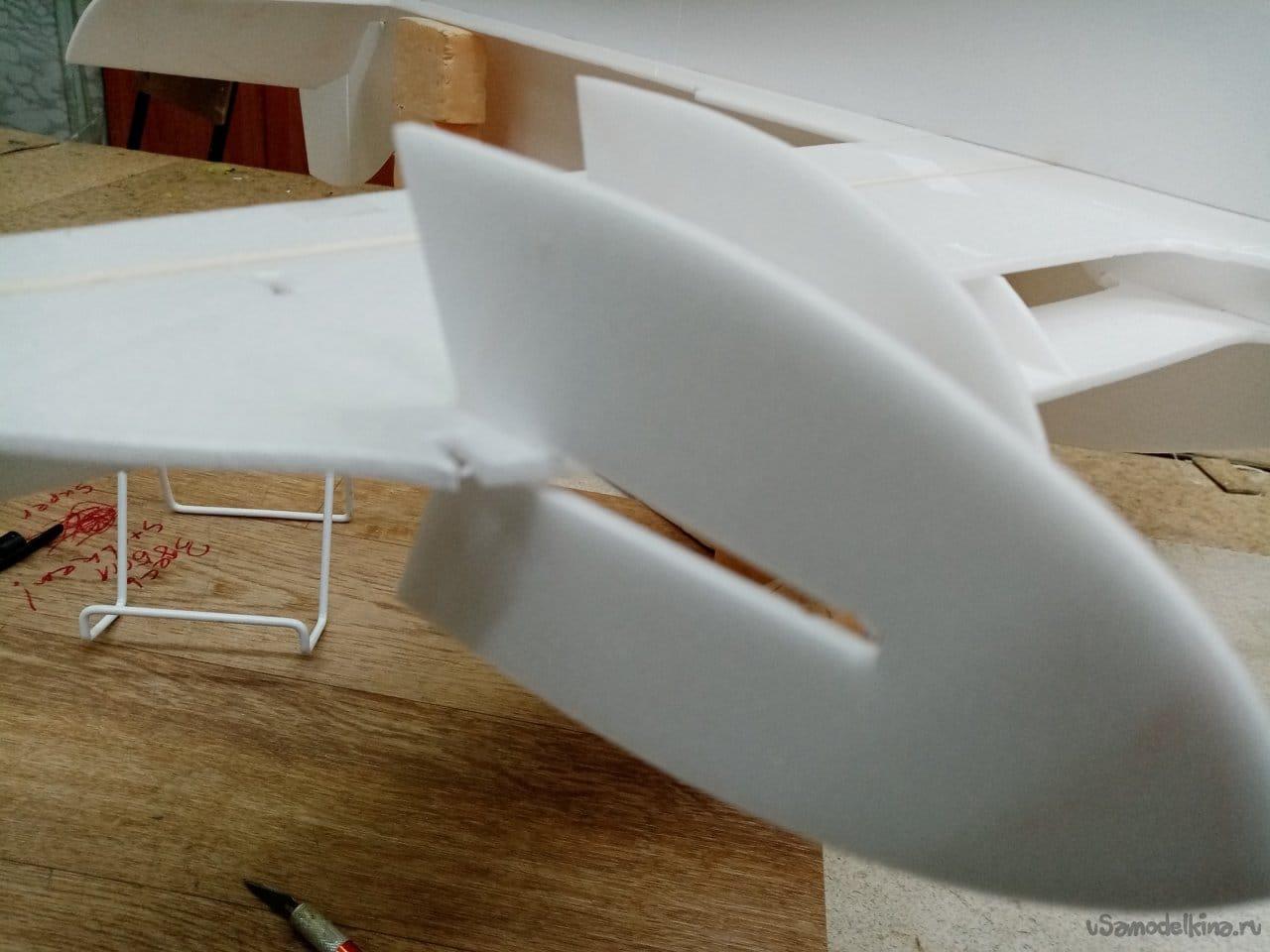 Модель Morback_F3P