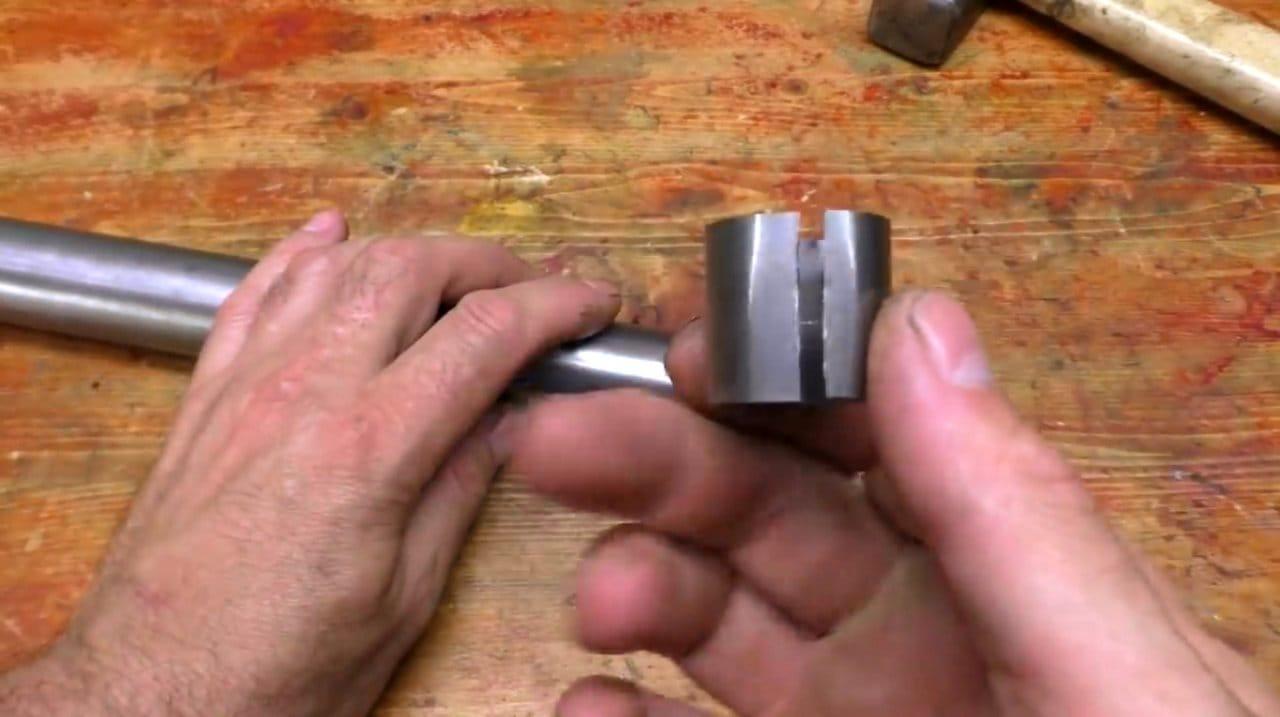 Как сделать глубинный вибратор для уплотнения бетона