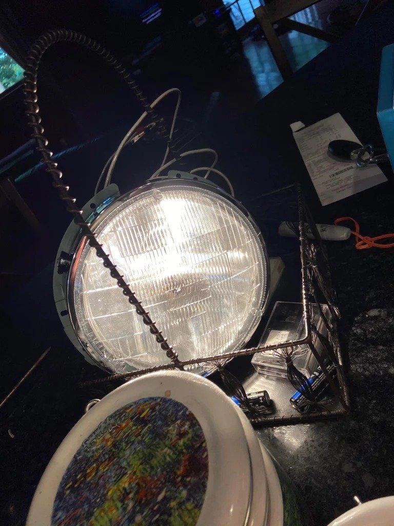 Миниатюрный электробайк «Volkspod»