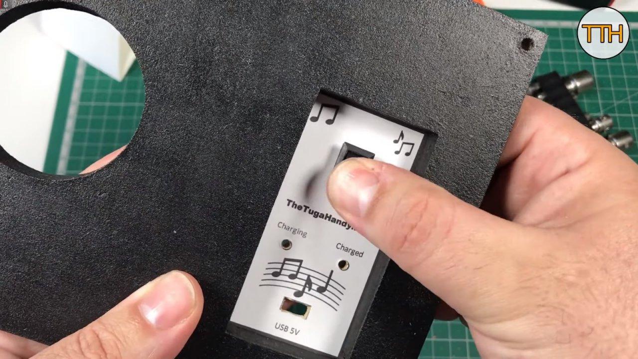 Bluetooth Колонка своими руками