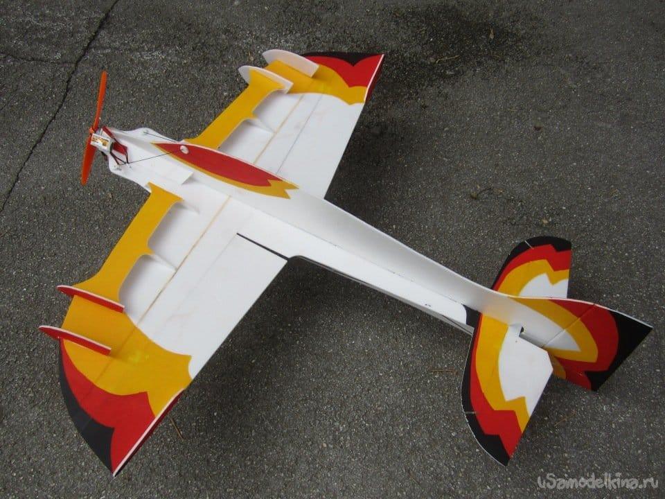 Модель Morback_F3P 4D вариант второй