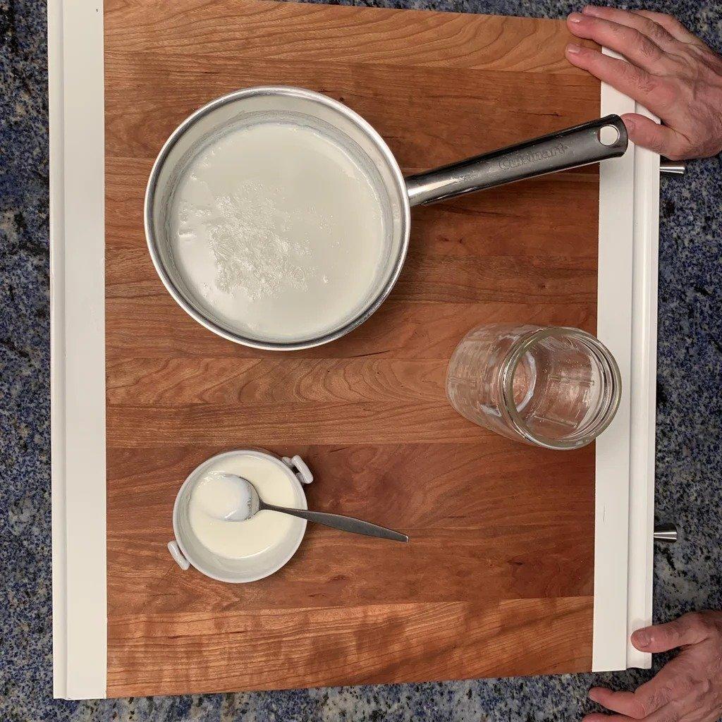 Теплое одеяло для ускорения брожения продуктов (тесто, закваска и т.д.)