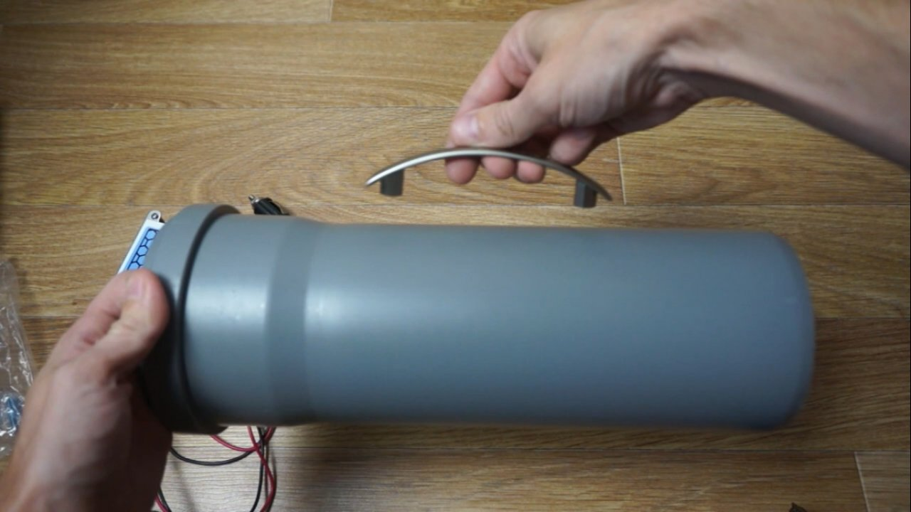 Простой работающий озонатор своими руками