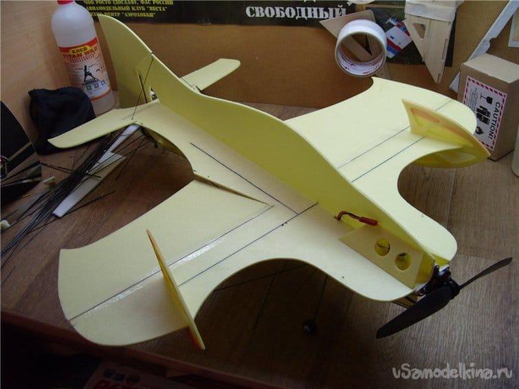 Самолет для тренировок, специальный
