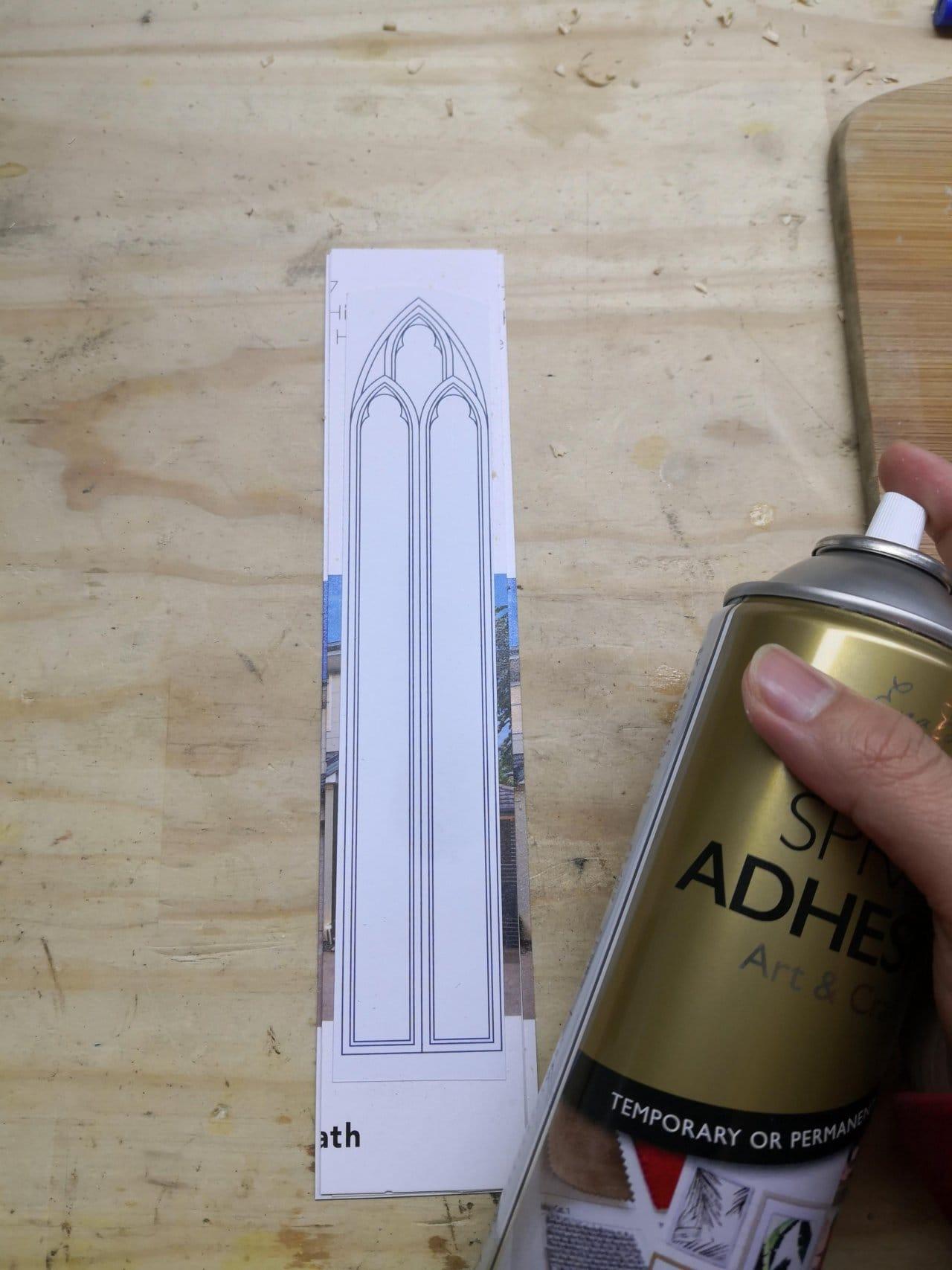 Лампа средневекового стиля своими руками