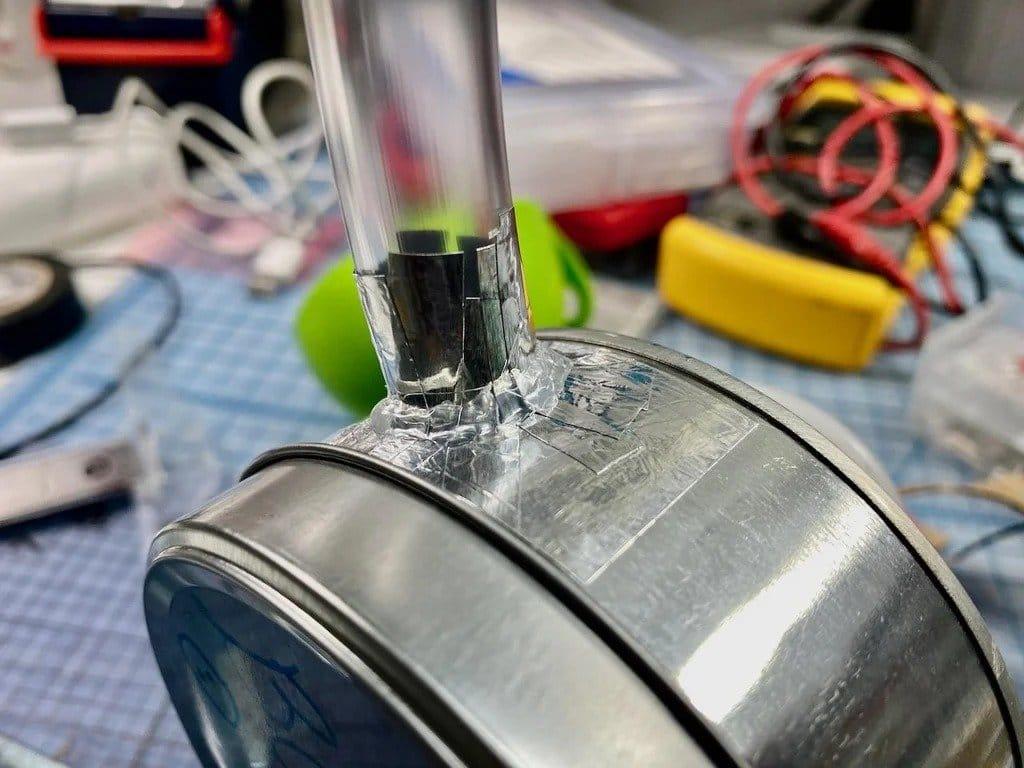 Трилобит выдувающий мыльные пузыри (выполнение квеста)