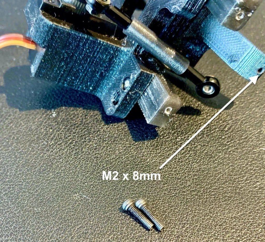Лопата  снегоочистителя для марсохода
