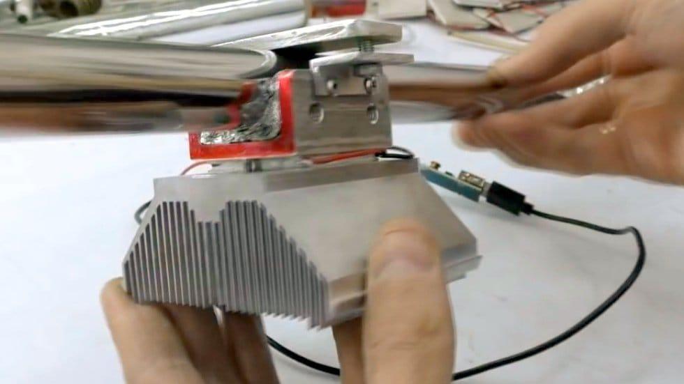 Как получить бесплатное электричество от батареи отопления