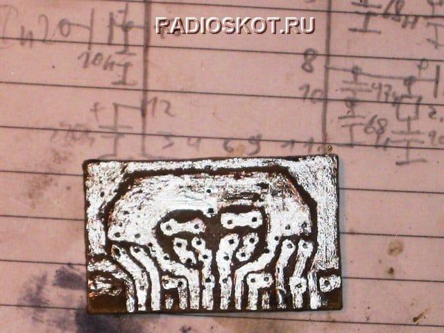 Усилитель на микросхеме М51515