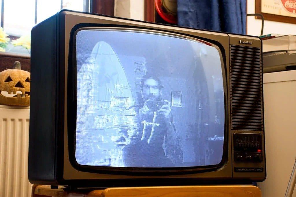 Призрак в вашем телевизоре