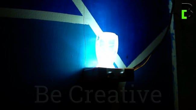 Как сделать простые полки с подсветкой