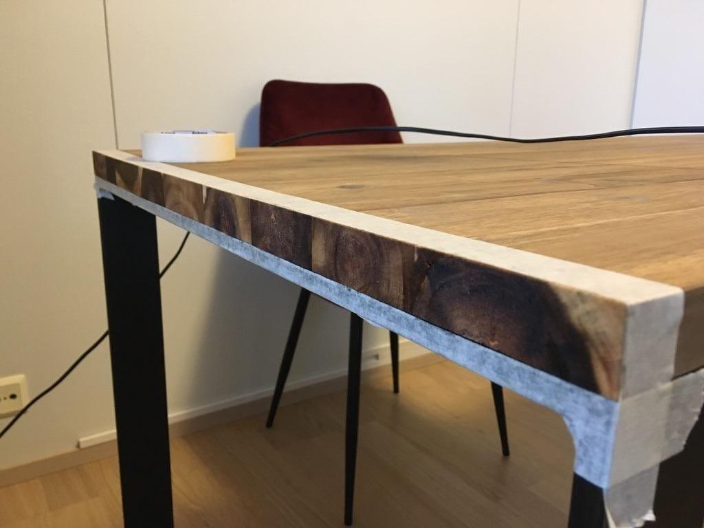 Симпатичный офисный стол своими руками для удаленной работы