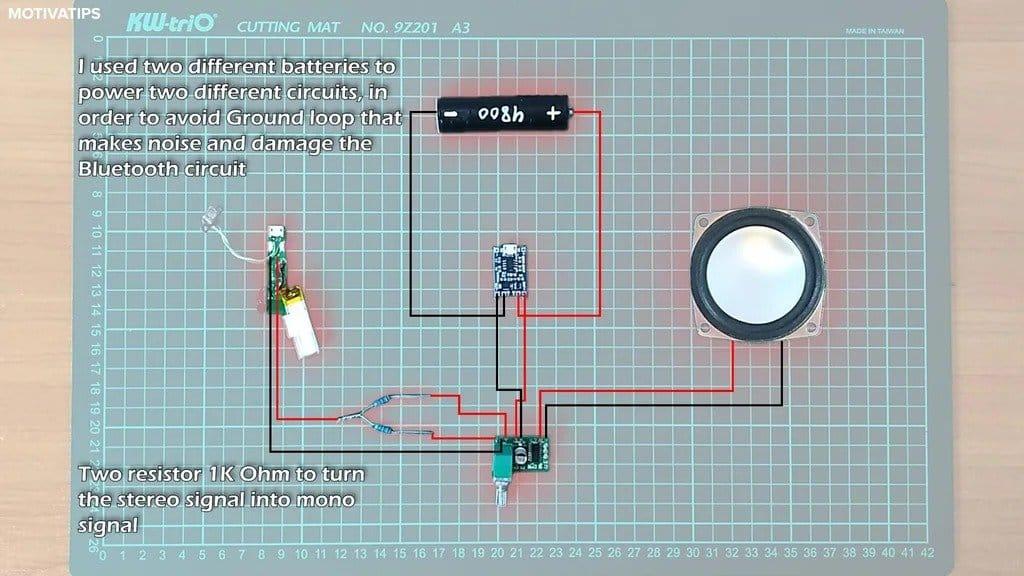 Bluetooth-динамик своими руками