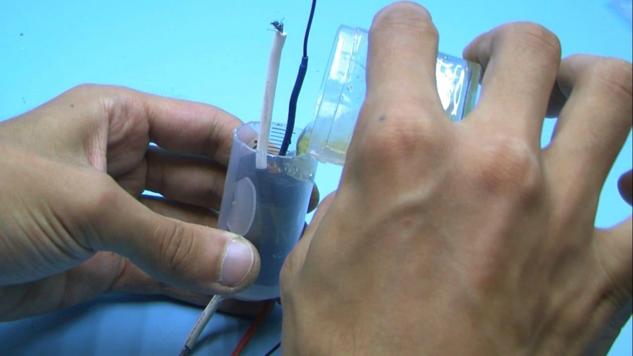 Намотка высоковольтной катушки для шокера своими руками