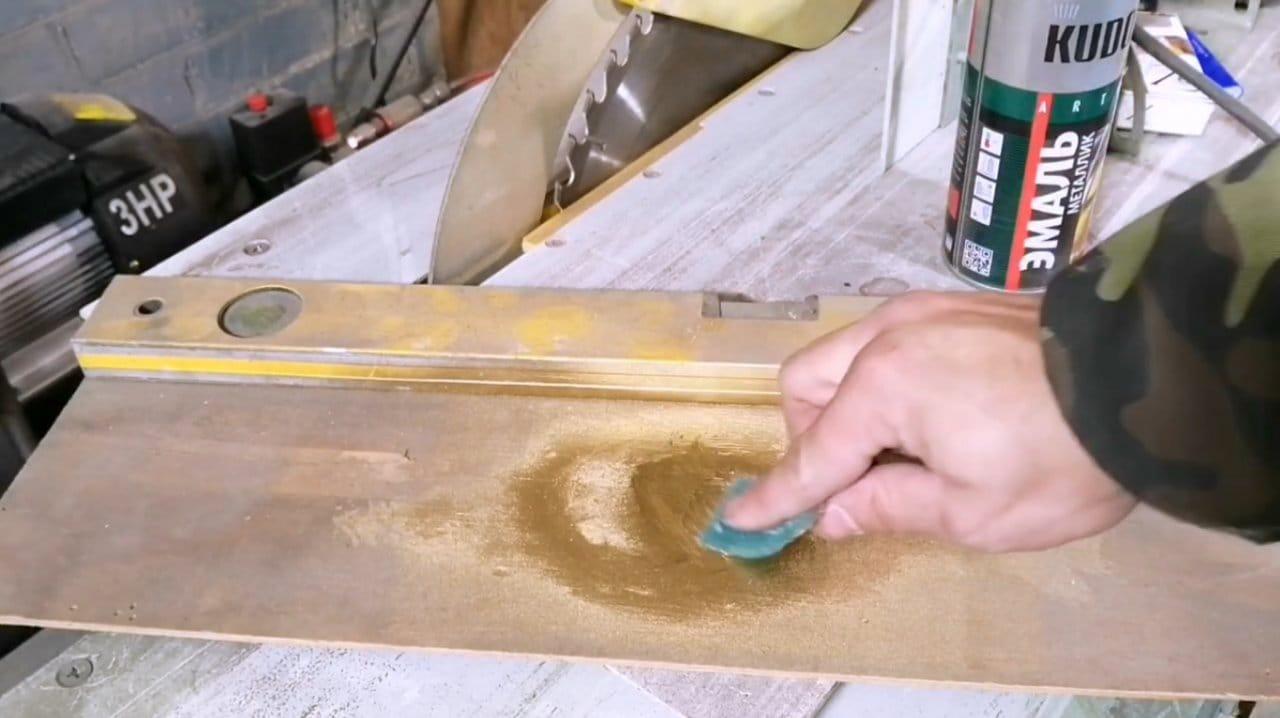 Как сделать «вечную» банкетку с полкой для обуви