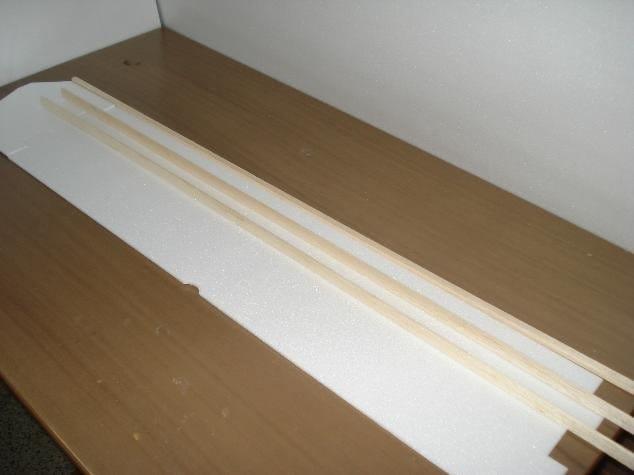 Создание модели гидроплана «Lagunero» на радиоуправлении
