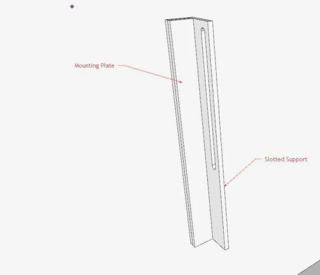 Стол для фрезерного станка ЧПУ (работа в вертикальном и горизонтальном положении)