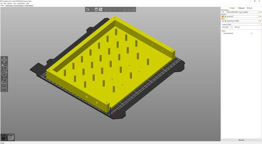 3D-печать и сборка электронного конструктора + простые схемы