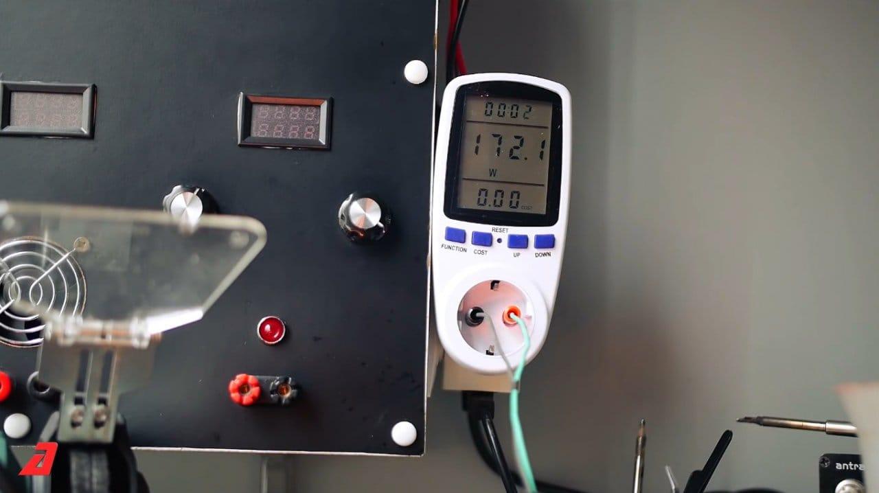 Как сделать инфракрасный обогреватель с сенсорным управлением и регулировкой мощности