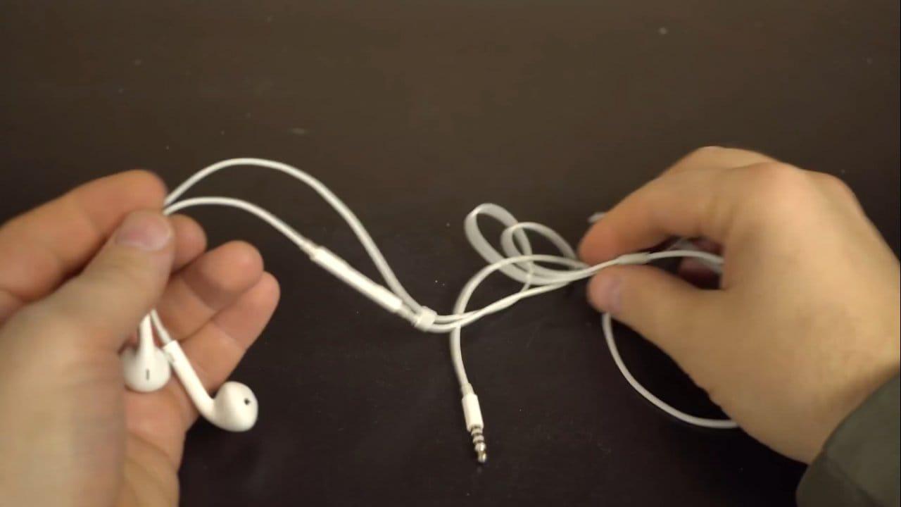 Маленький внешний микрофон для смартфона
