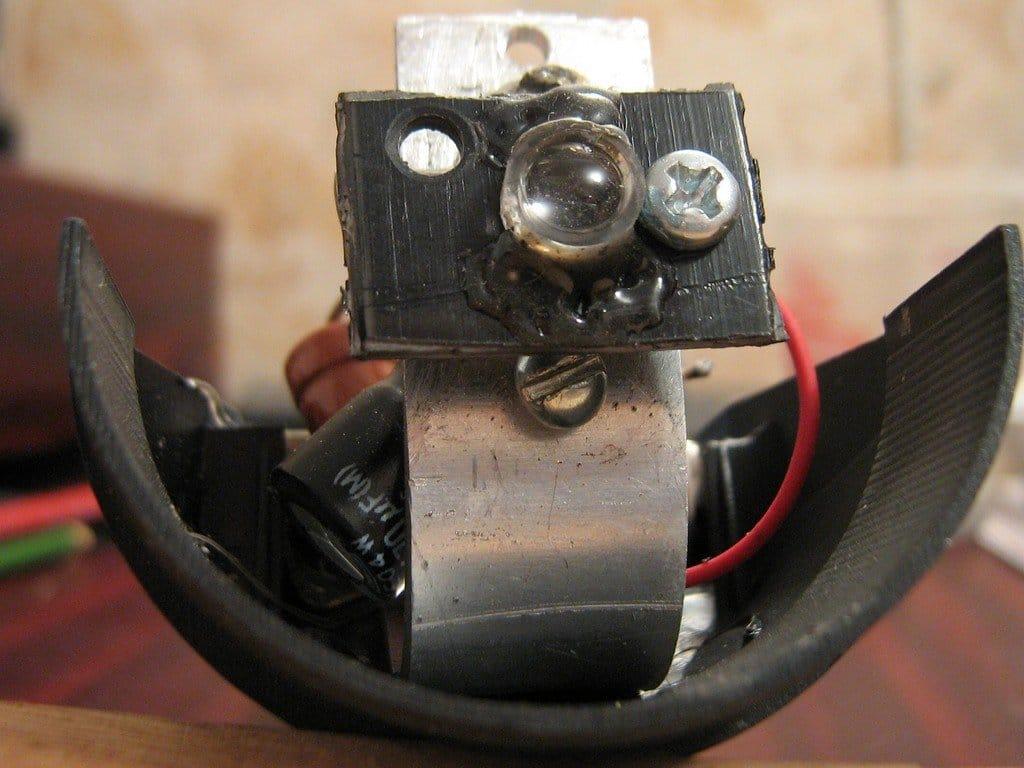 Лазер из доступных деталей