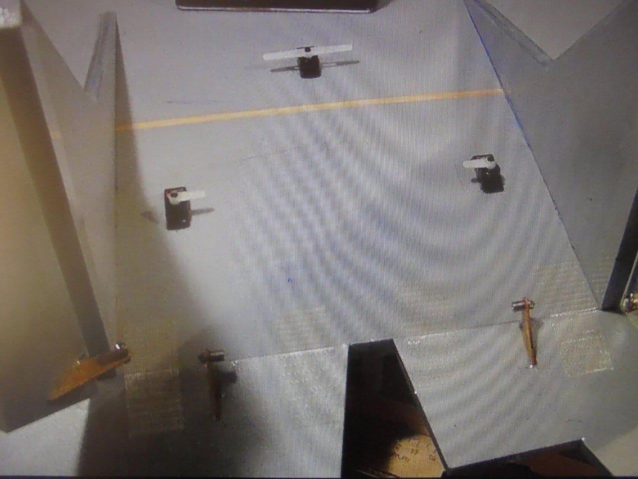 Seaplane STRIZH - Гидросамолет СТРИЖ из подложки под ламинат