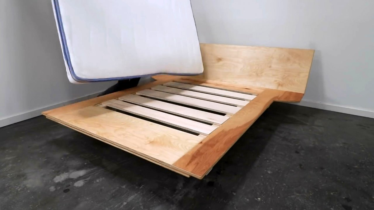 Кровать-платформа своими руками