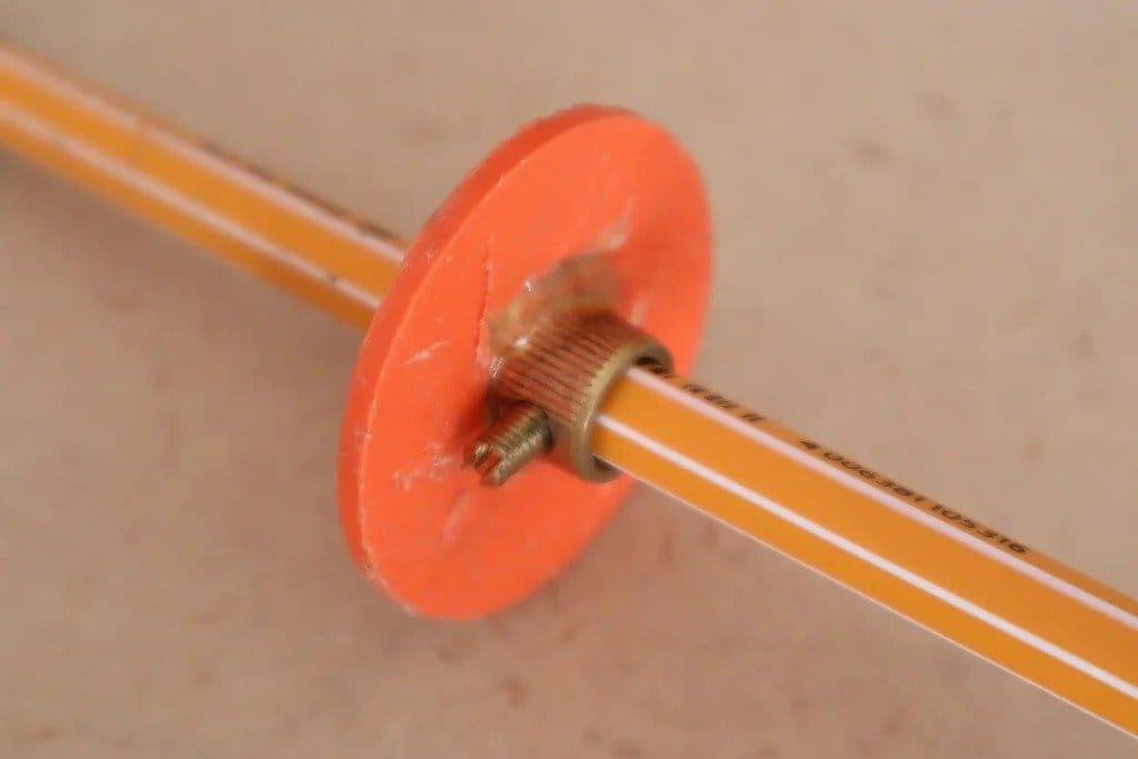 Горизонтальный плоттер для рисования