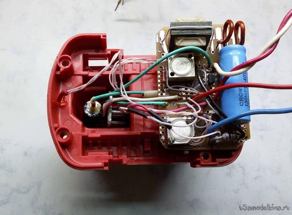 Аккумуляторный блок питания для телефонной сети