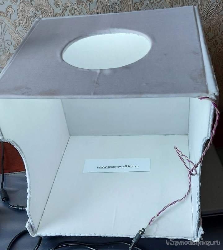 Самодельный Light Box