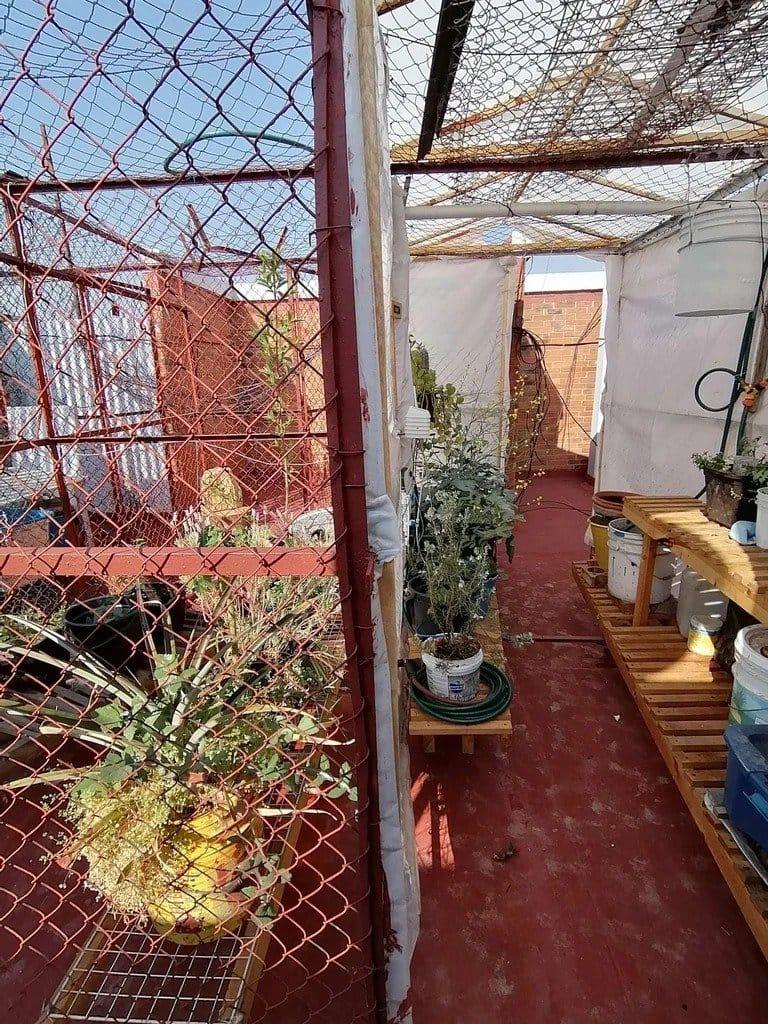 Автономная станция погодного контроля и полива растений