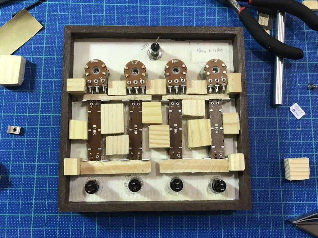 Как сделать USB/MIDI контроллер под управлением Arduino