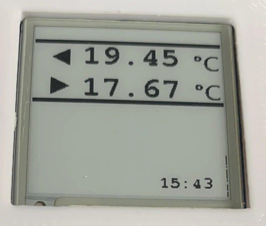 Метеостанция с питанием от солнечной батареи