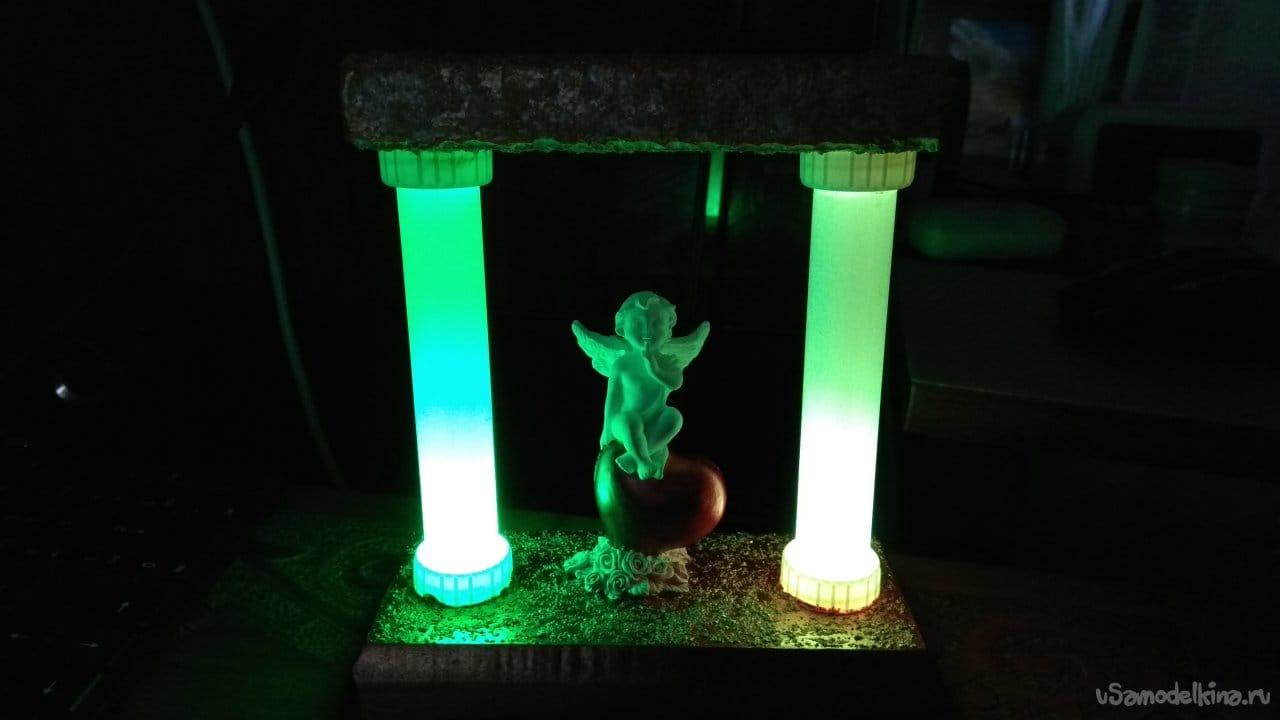Светильник-ночник «Ангелочек»