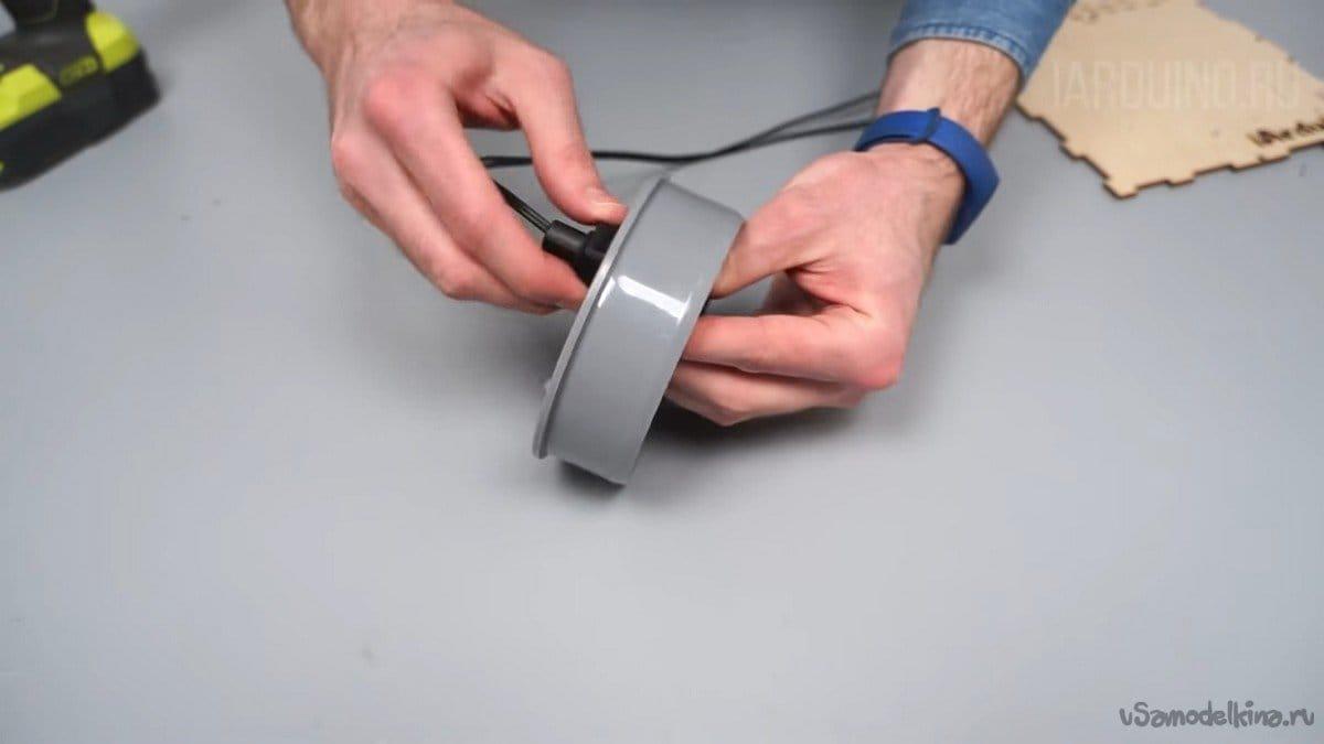 Гидропоника с датчиками для автоматического управления