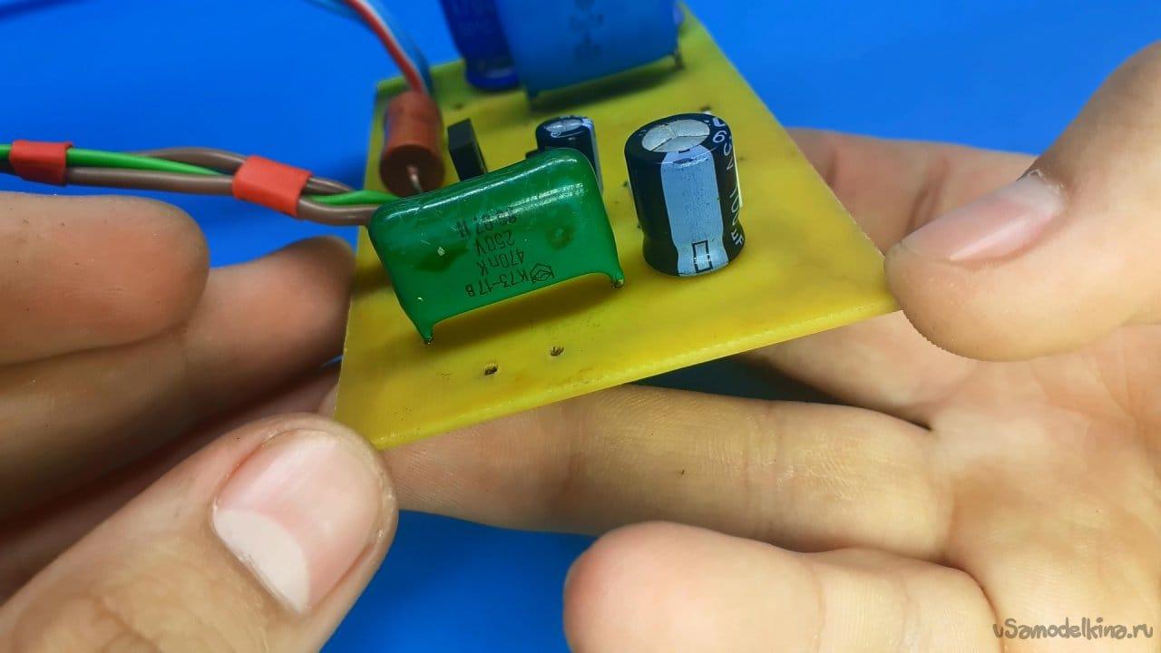 Регулируемый стабилизатор на TL431 с автоматическим охлаждением