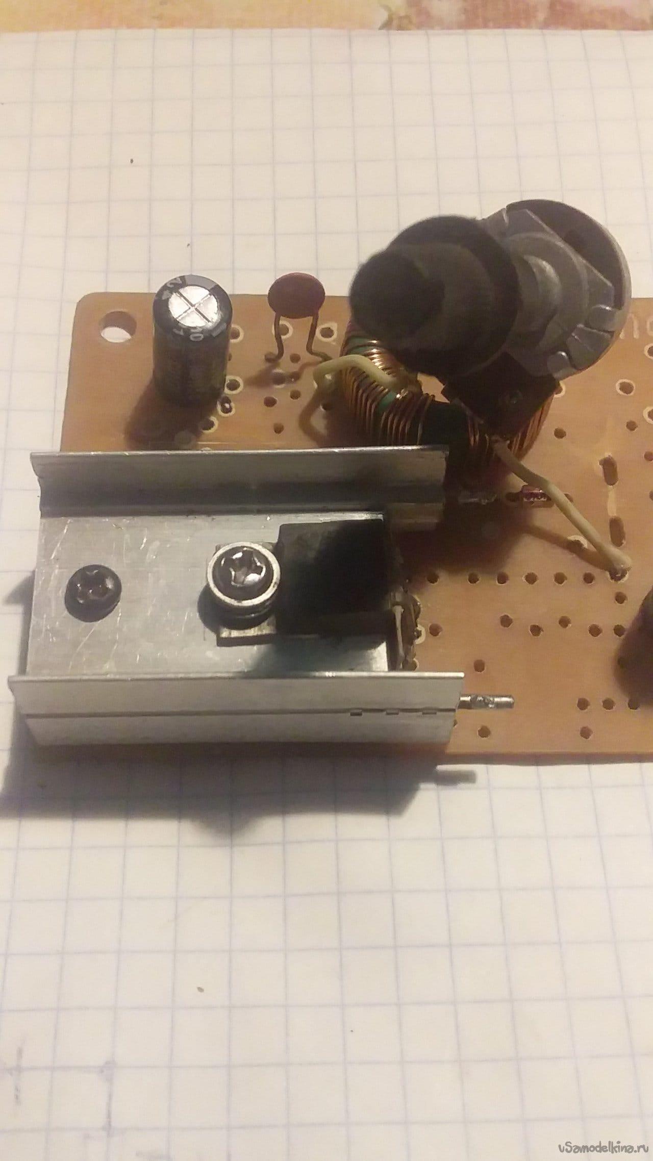 Повер банк от литий-ионной батареи 3.7 вольт