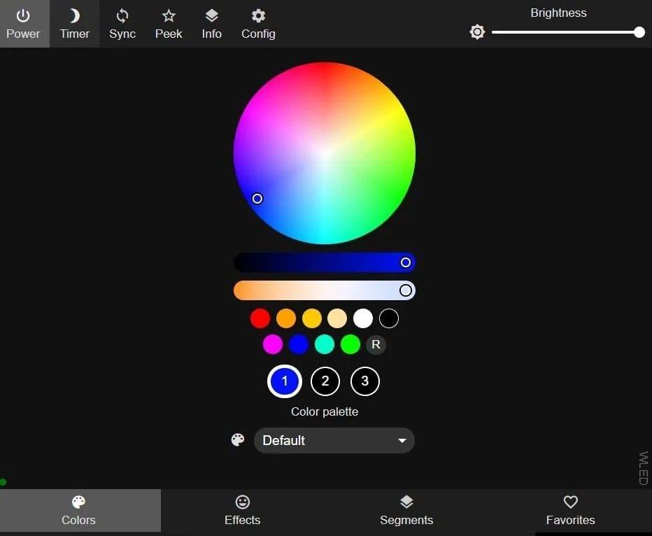 Фоновая подсветка компьютерного монитора с поддержкой «умного дома» от Apple