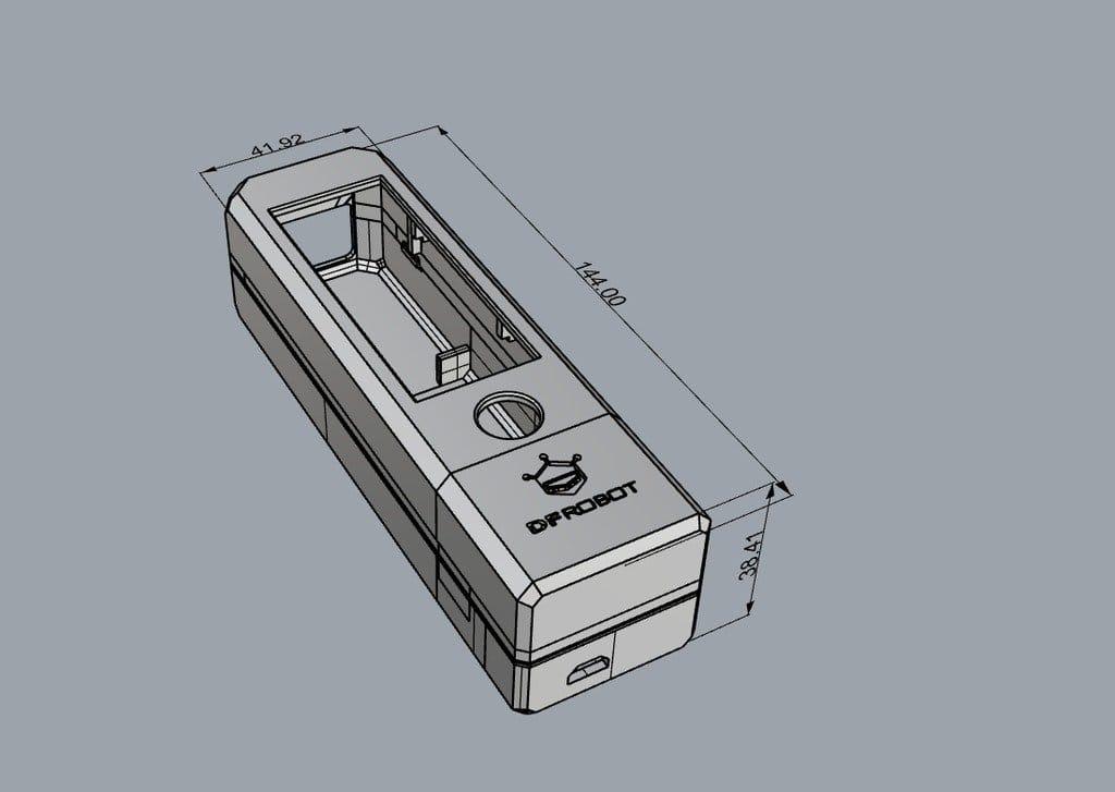 Сборка лазерной рулетки